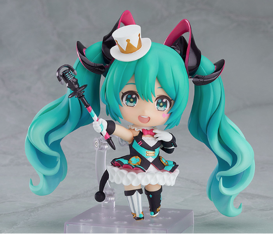 《Character Vocal系列01 初音未来》初音未来MAGICAL MIRAI 2019Ver.黏土人